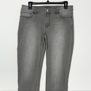 White House Black Market Skimmer Jeans